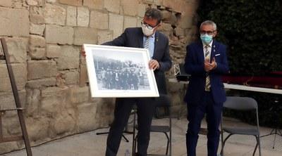 El Poal celebra el centenari de la seva autonomia municipal
